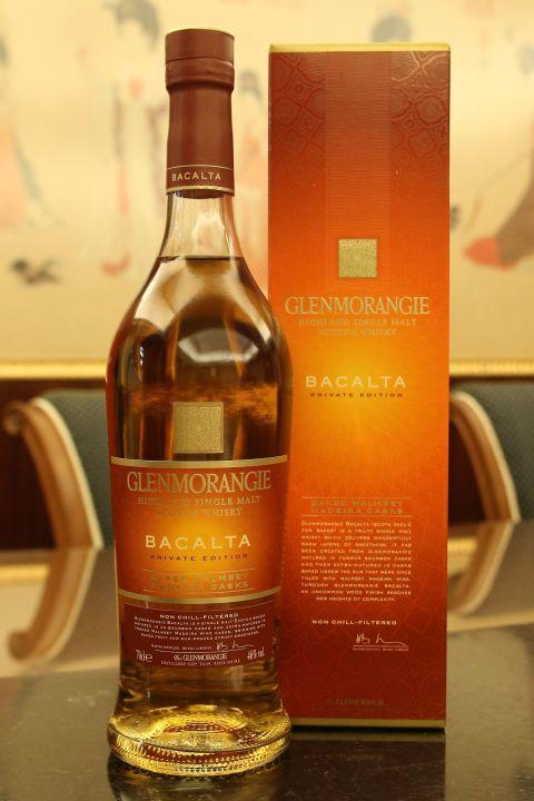 (現貨) GLENMORANGIE Bacalta - Private Edition 格蘭傑 太陽 - 私藏系列 第八款 (700ml 46%)