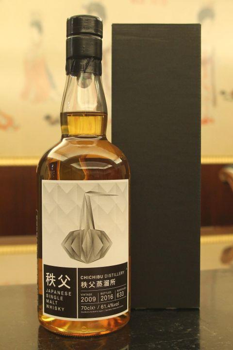 (現貨) CHICHIBU 2009 Single Cask for TWE 秩父 2009 單桶 (700ml 61.4%)