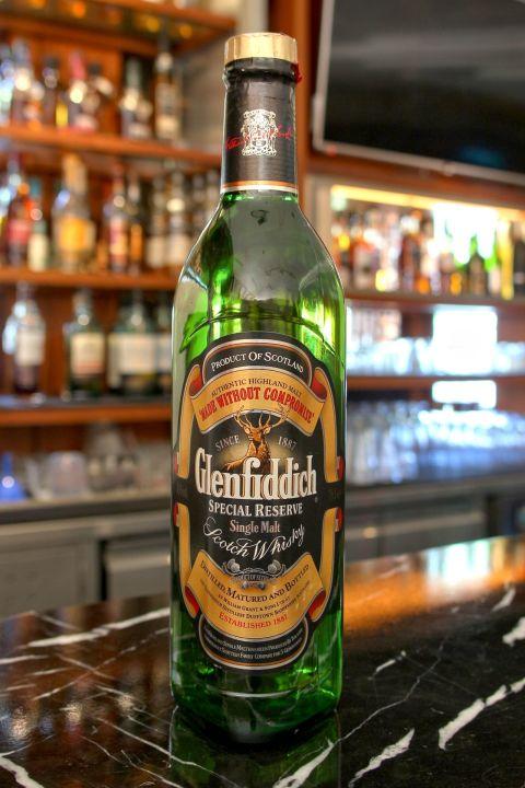 Glenfiddich Special Reserve 格蘭菲迪 三角瓶 (750ml 43%)