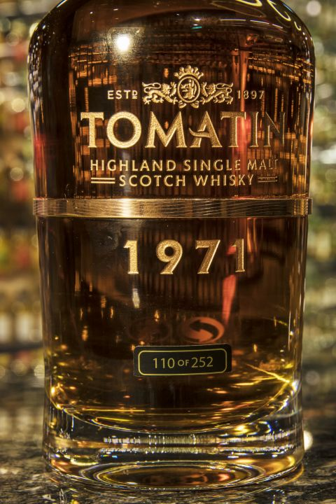 Tomatin 1971 Warehouse 6 Collection 湯馬丁 1971 單桶原酒 六號倉庫系列 (700ml 45.8%)
