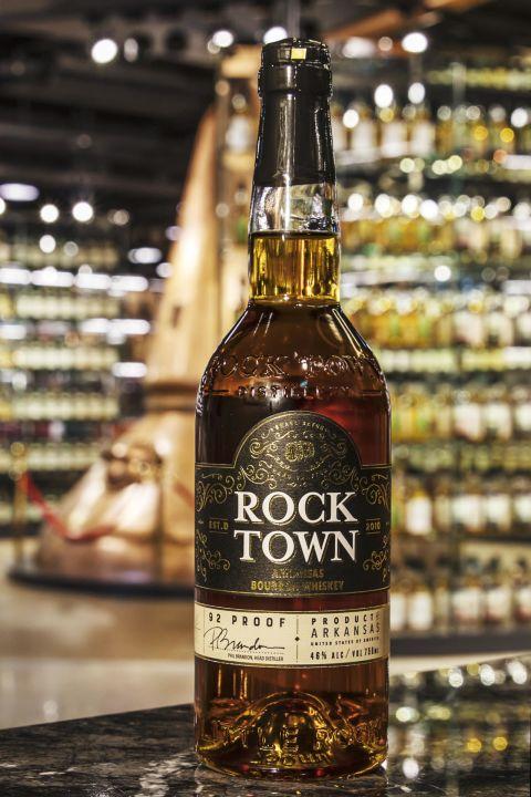 (現貨) Rock Town Arkansas Bourbon Batch #43 羅克鎮 美國波本威士忌 第43批次 (750ml 46%)