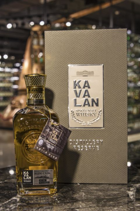 (現貨) KAVALAN Rum Cask Single Cask Strength 噶瑪蘭 蘭姆桶 酒廠限定原酒 (300ml 57.8%)