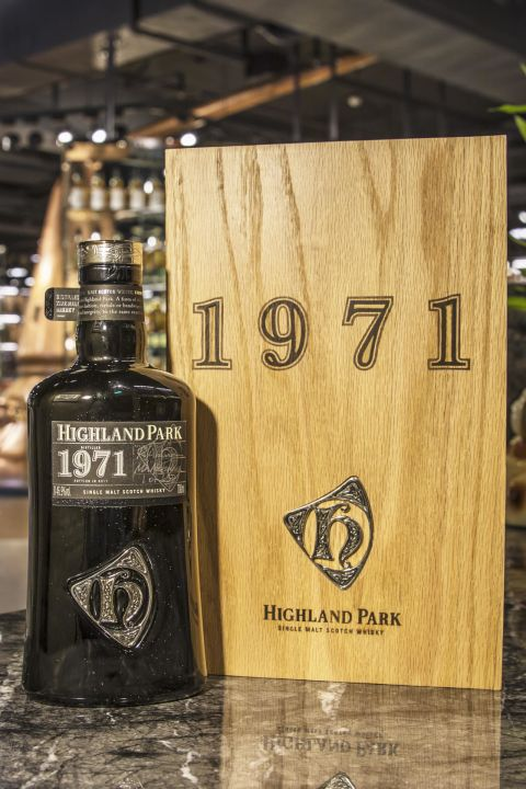 (現貨) Highland Park 1971 Orcadian Vintage Series 高原騎士1971 (700ml 46.9%)