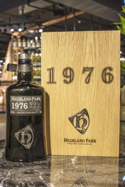 (現貨) Highland Park 1976 Orcadian Vintage Series 高原騎士 1976 (700ml 49.1%)