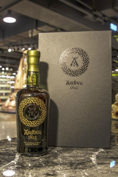 (現貨) Ardbeg 1815 雅柏 1815 單一麥芽威士忌 200週年紀念 (700ml 50.1%)