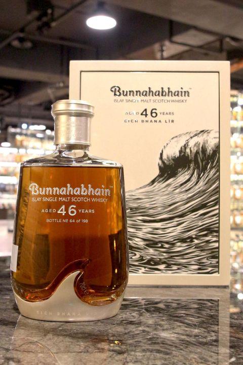 (現貨) Bunnahabhain 46 years Eich Bhana Lir 布納哈本 46年 酒廠極致之作 (700ml 41.8%)