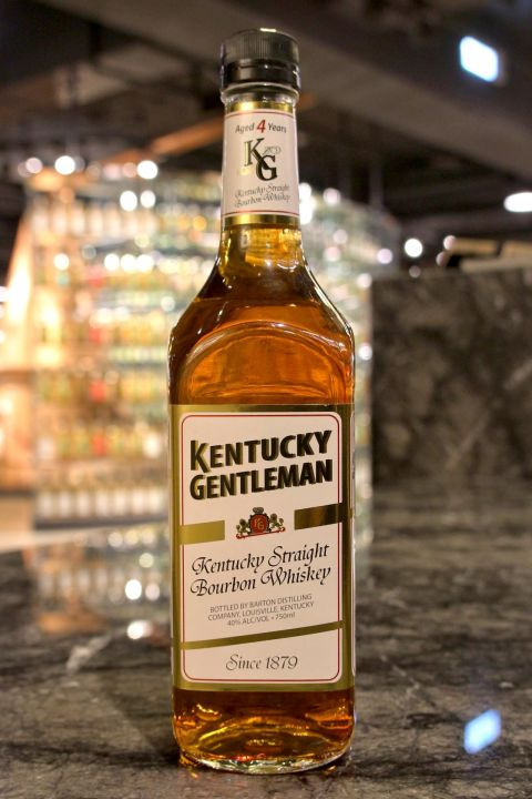 Kentucky Gentleman 4 years Straight Bourbon 肯德基老爹 4年 美國波本威士忌 (750ml 40%)