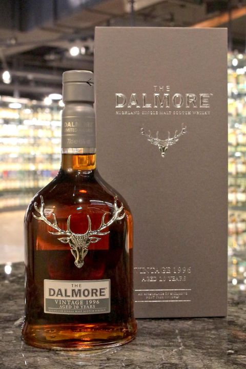 (現貨) Dalmore 1996 20 years Vintage Port Collection 大摩1996 20年 年份波特桶系列 (700ml 45%)