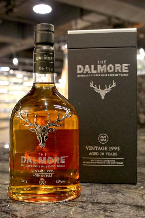 (現貨) Dalmore 1995 20 years Sauternes Cask for LMDW 大摩 1995 貴腐酒桶 LMDW 60週年版 (700ml 53%)