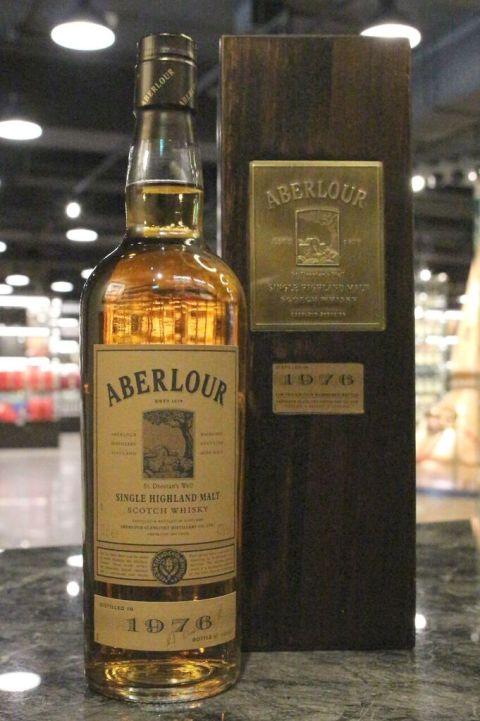 (現貨) Aberlour 1976 22 Years 亞伯樂 1976 22年 波本桶 (700ml 43%)