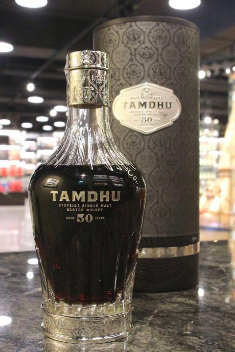 (現貨) Tamdhu 50 years 坦杜 50年 單桶 威士忌原酒 (700ml 55.6%)