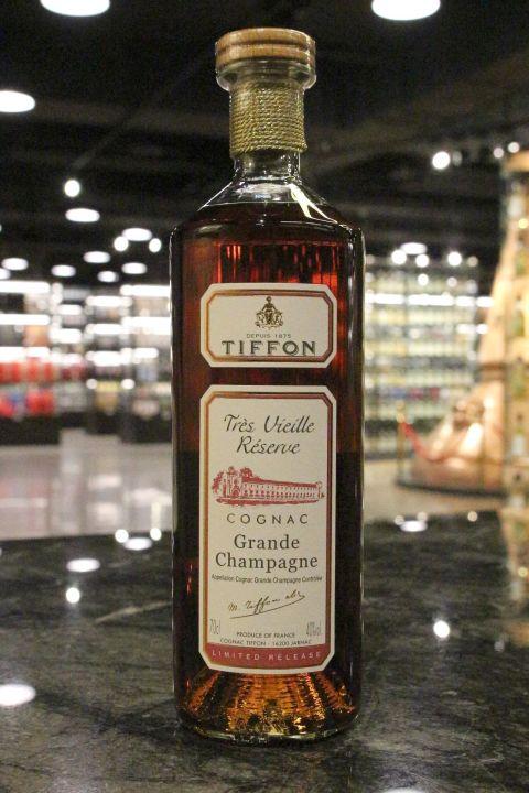 (現貨) TIFFON Grande Champagne Cognac 帝峯 大香檳區 典藏干邑 (700ml 40%)