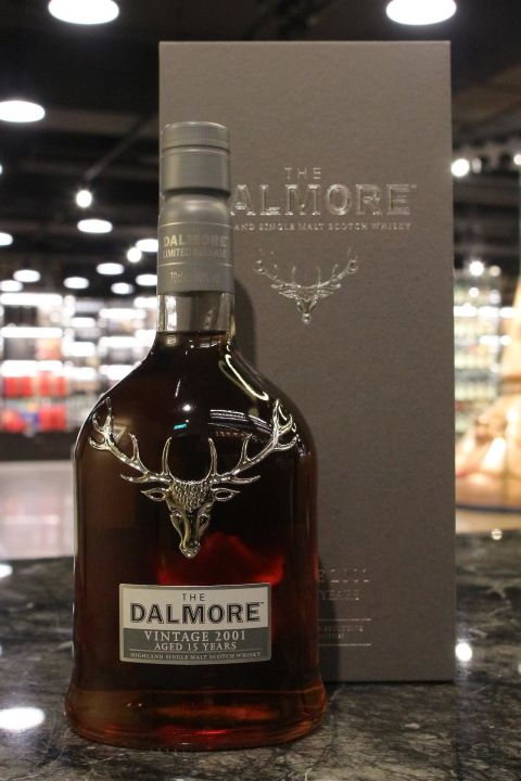 (現貨) Dalmore 2001 15 years Vintage Port Collection 大摩2001 15年 年份波特桶系列 (700ml 40%)