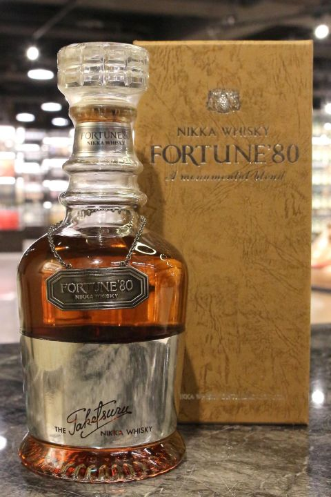 (現貨) Nikka Taketsuru Fortune '80 Blended Whisky (760ml 43%)