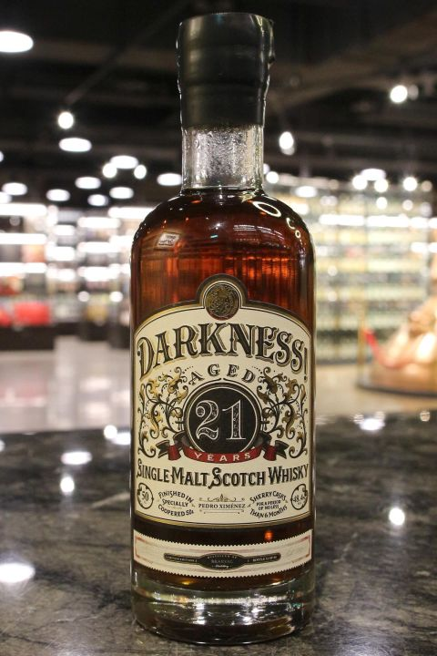 (現貨) Darkness! Braeval 21 Years PX Cask Finish 布拉弗 21年 (500ml 48.4%)