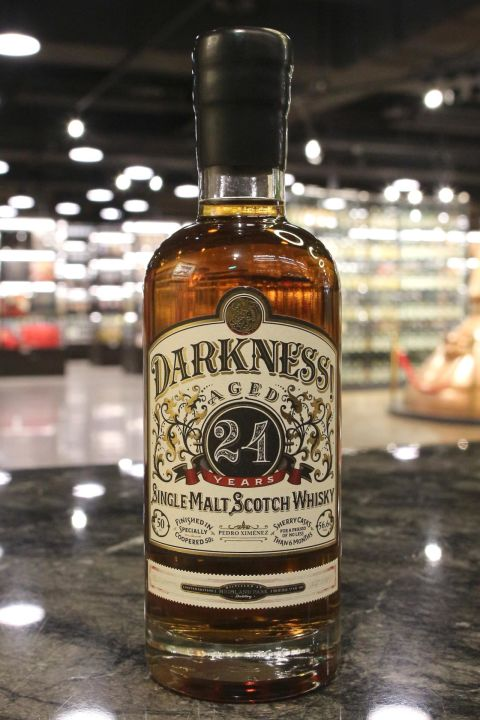 Darkness! Highland Park 24 years PX Cask Finish 高原騎士 24年 (500ml 56.6%)