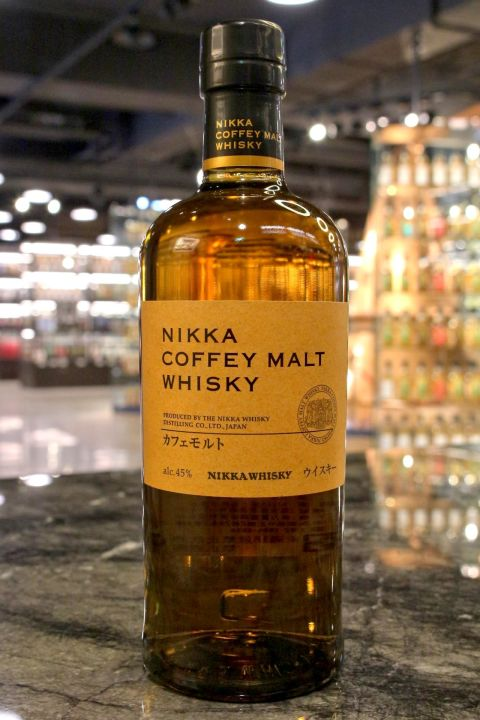 (現貨) Nikka Coffey Malt Whisky 麥芽威士忌 (700ml 45%)