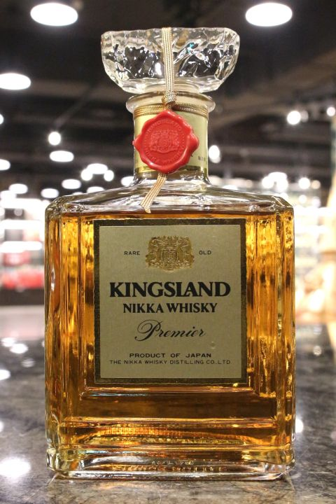 (現貨) Nikka Kingsland Premier Gold Label 調和威士忌 金標 (760ml 43%)