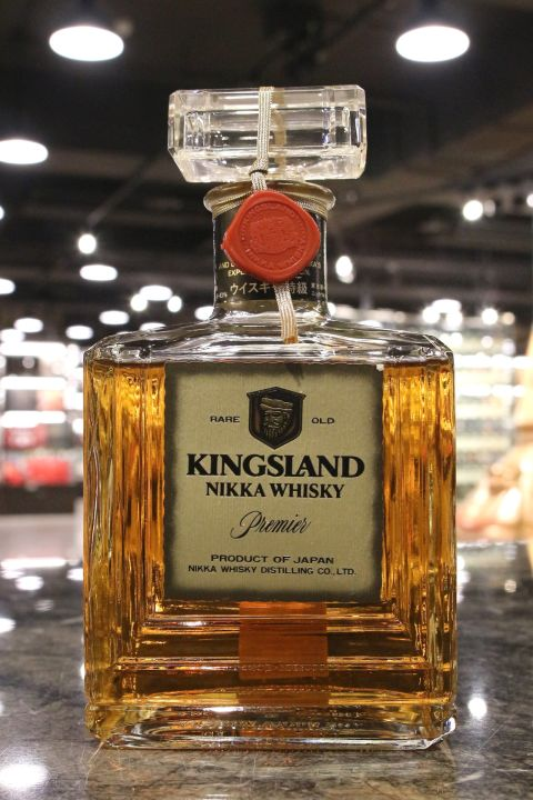 (現貨) Nikka Kingsland Premier Black Label 調和威士忌 黑標 (760ml 43%)