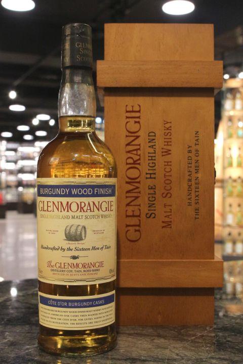GLENMORANGIE Burgundy Wood Finish 格蘭傑 勃根地風味桶 (700ml 43%)