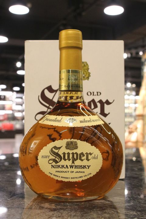 (現貨) Nikka 'Super' Rare Old 一甲 Super Rare Old 鶴 (760ml 43%)