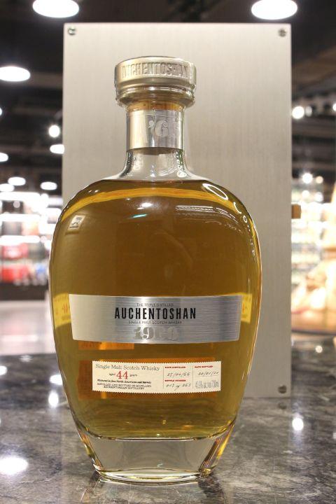 (現貨) Auchentoshan 1966 Aged 44 Years 歐肯特軒 1966 44年 單一麥芽威士忌 (700ml 40.9%)