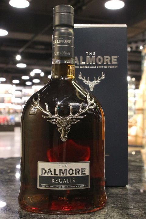 Dalmore Regalis - Amoroso Sherry Cask Finish 大摩 輝煌 (700ml 40%)