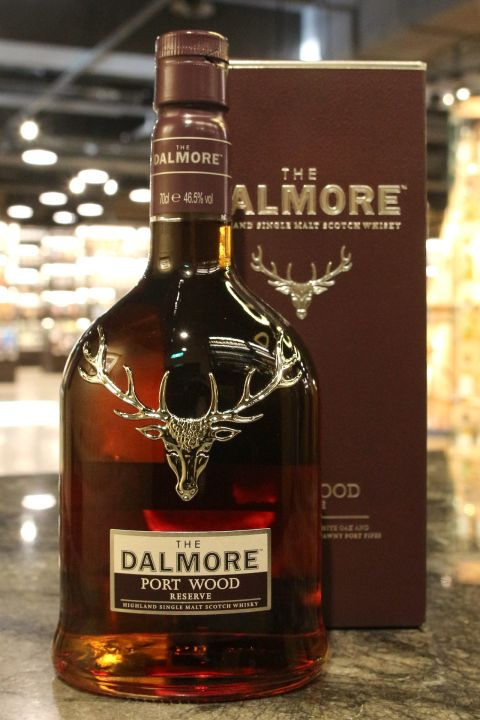 Dalmore Port Wood Reserve 大摩 極尊波特桶 (700ml 46.5%)