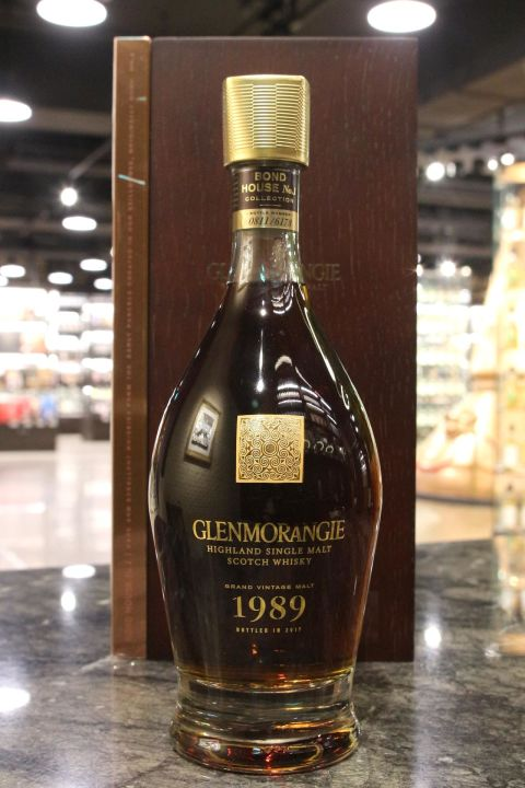 Glenmorangie Vintage Malt 1989 格蘭傑 1989 單一麥芽威士忌 (700ml 43%)