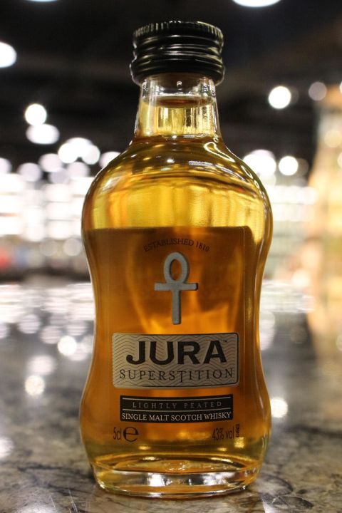 (現貨) Jura Superstition Miniature 吉拉 好運 小樣酒 (50ml 43%)