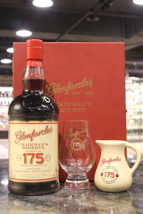 Glenfarclas Chairman's Reserve 175th Anniversary 格蘭花格 175週年紀念版 (700ml 46%)
