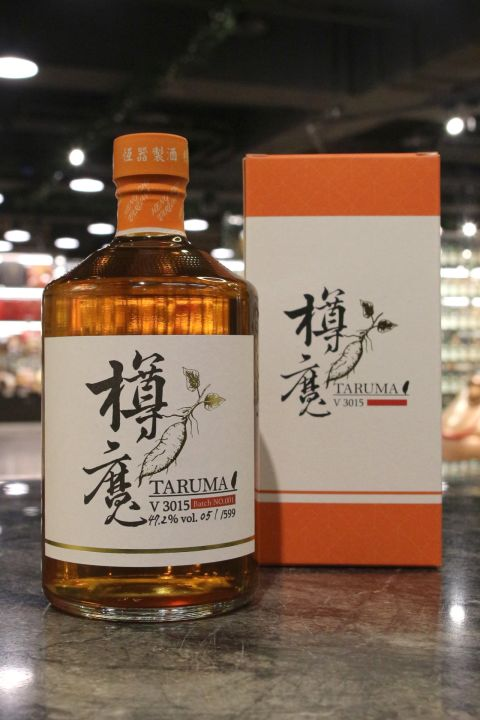 (現貨) Taruma V3015 Sweet Potato Spirit Batch 01 橘樽魔 地瓜蒸餾原酒 (700ml 47.2%)
