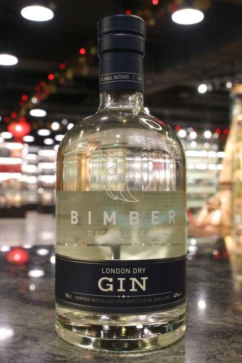 Bimber London Dry Gin 賓堡 英國倫敦琴酒 (700ml 42%)
