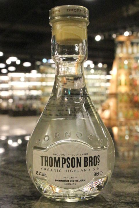 Thompson Bros. Organic Highland Gin 多諾赫 蘇格蘭琴酒 (500ml 45.7%)