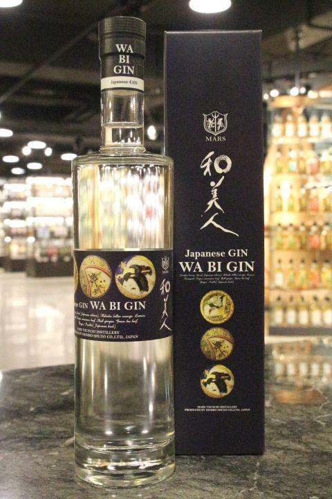 Mars WA BI GIN Japanese Gin 和美人 琴酒 (700ml 45%)
