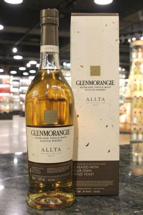 Glenmorangie ALLTA Private Cask No.10 格蘭傑 野性 私藏系列第十款 (700ml 51.2%)