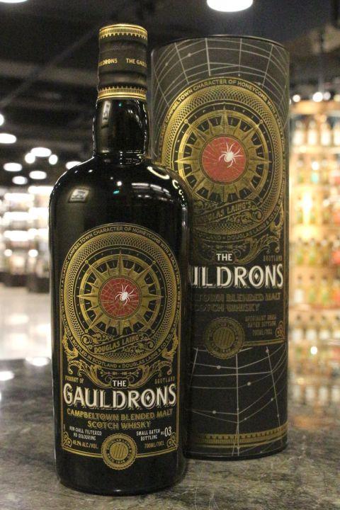 (現貨) Douglas Laing The Gauldrons  Batch 3 道格拉斯蘭恩 風暴 第三批次 (700ml 46.2%)