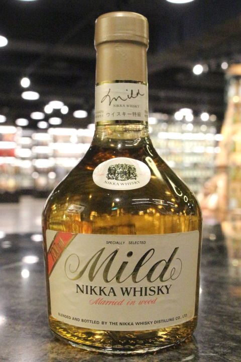 (現貨) Nikka Mild Blended Whisky 特級調和威士忌 (700ml 43%)
