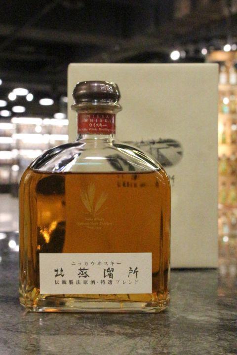 (現貨) Hokkaido Yoichi Distillery Blended Whisky 余市 北蒸溜所 傳統製法原酒 調和威士忌 (660ml 43%)