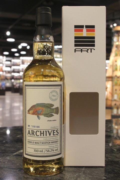 (現貨) Archives - Linkwood 2005 12 Years 林肯伍德 2005 熱帶魚系列 (700ml 56.2%)