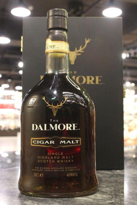 Dalmore Cigar Malt Single Malt 大摩 雪茄 單一麥芽威士忌 舊版 (700ml 40%)