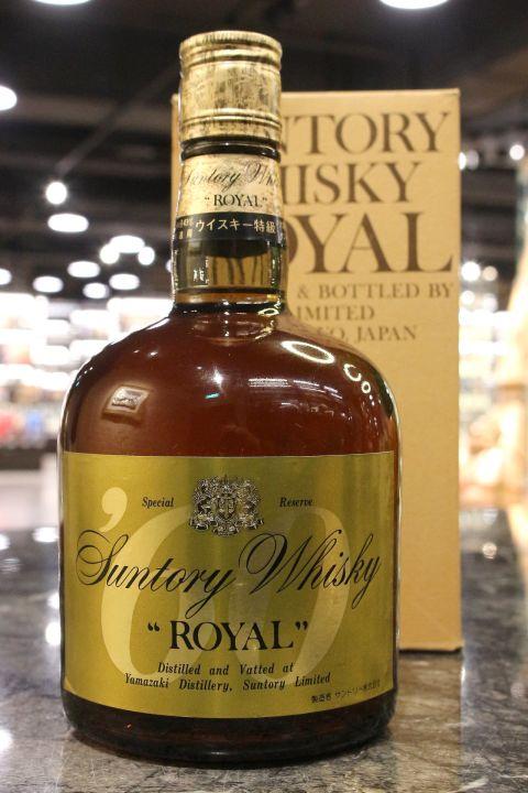 (現貨) Suntory Royal SR '60 Blended Whisky 三得利 Royal '60 調和威士忌 (760ml 43%)