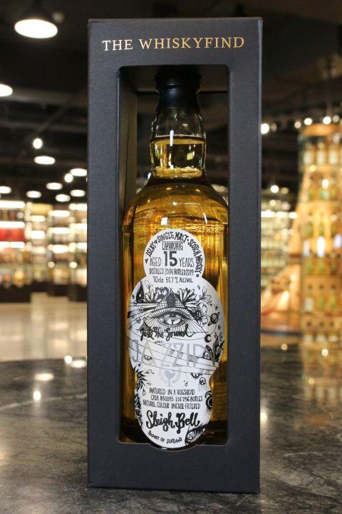 (現貨) The Whiskyfind - JAZZIN- SLEIGH BELL - Laphroaig 2004 15 Years 先見之鈴 (700ml 51.7%)