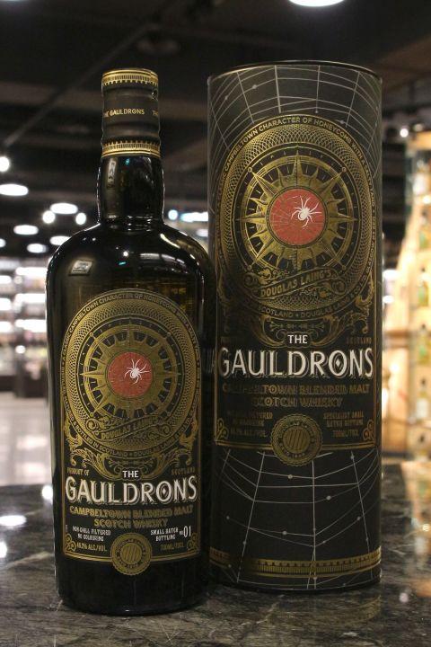 (現貨) Douglas Laing 'The Gauldrons' Batch No.01 道格拉斯蘭恩 風暴灣 第一批次 (700ml 46.2)