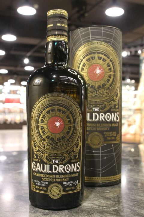 (現貨) Douglas Laing 'The Gauldrons' Batch No.04 道格拉斯蘭恩 風暴 第四批次 (700ml 46.2%)