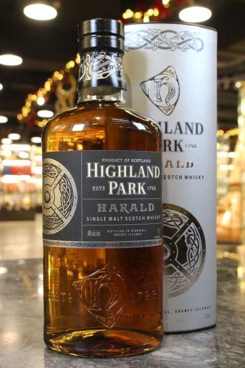 (現貨) Highland Park Harald 高原騎士 勇士系列 銀盾 (700ml 40%)