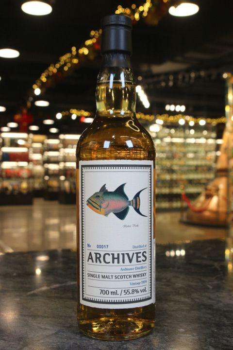 (現貨) Archives - Ardmore 1999 19 Years 亞德摩爾 1999 19年 (700ml 55.8%)