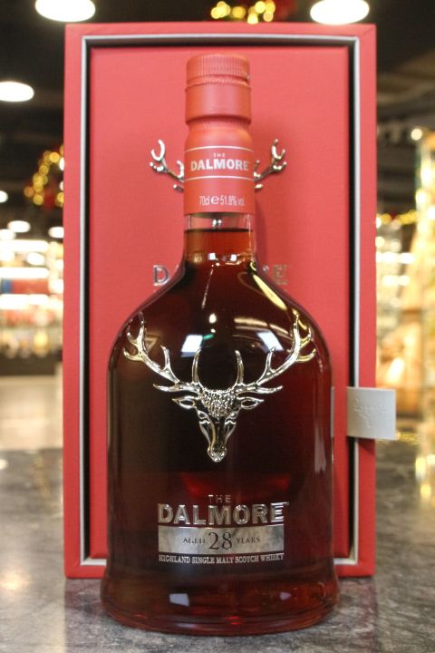 (現貨) Dalmore 28 Years Single Malt Scotch Whisky 大摩 28年 年度限量 (700ml 51.8%)
