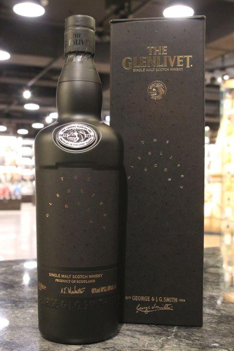 (現貨) GLENLIVET Code Scotch Whisky 格蘭利威 Code 單一麥芽威士忌 (700ml 48%)