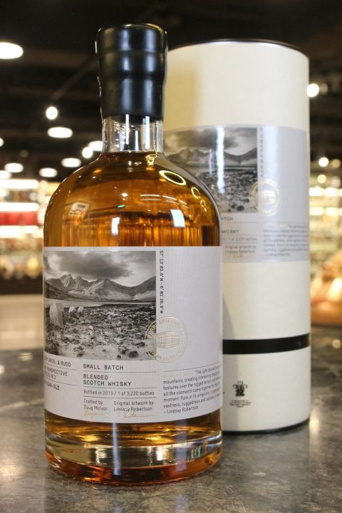 (現貨) BBR The Perspective Series 25 Years Blended Whisky 貝瑞兄弟 遠景系列 25年調和威士忌 (700ml 43%)